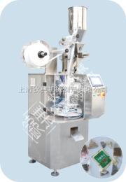 QD-20供應制造電子稱計量八寶茶玫瑰花茶野菊花茶三角袋茶葉包裝機