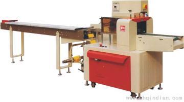 QD-250C供應多重防護濕巾枕式包裝機/高速糖果包裝機/公交卡枕式多功能包裝機