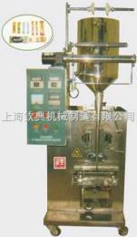 DXD-140制造山西特产辣椒酱包装机 湖南风味麦酱酱体包装机 芥末酱料包装机