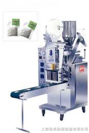 QD-11进口水果茶袋泡茶包装机,尼龙袋茶叶全自动包装机