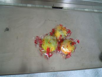 QD-420清热解暑新鲜柠檬包装机