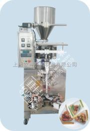 QD-3供应炒货三角形颗粒包装机/杏仁立式全自动颗粒包装机