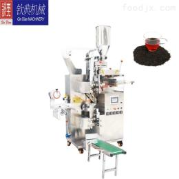 QD-18-II灵芝粉/孢子粉内外袋茶叶包装机