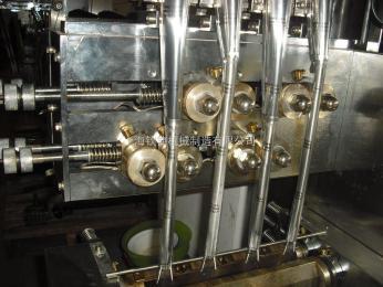 QD-12C供应药厂背封多列药品颗粒包装机/高速节能