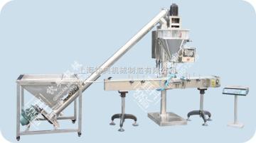 QD-5光眼充填芝麻粉包装机,葡萄糖粉电子称重包装机