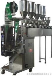 QD-40D蔬菜包裝機,上海立式多物料包裝機,上海顆粒包裝機