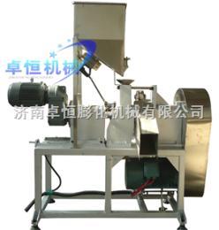ZH65-III休闲食品膨化机械