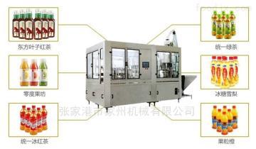 果汁飲料設備生產線機械批量
