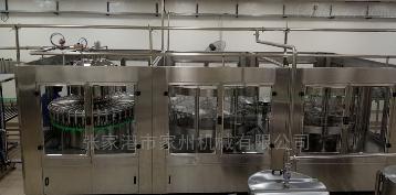 果汁飲料設備生產線設備批量