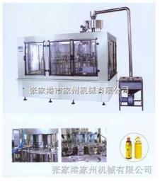 热灌装、常温灌装三合一体机厂家
