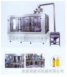饮料热灌装生产线