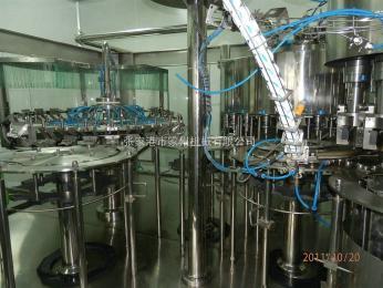 供應蜜桃含氣灌裝生產線