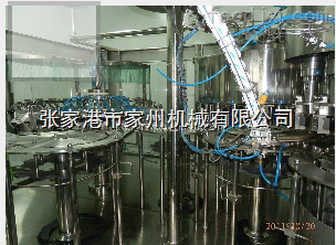 含气饮料灌装机厂家