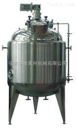 不銹鋼調配罐結構
