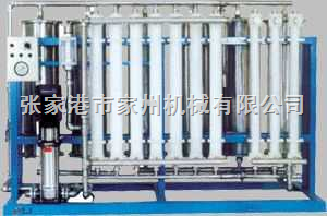 CLK 系列超滤矿泉水处理装置