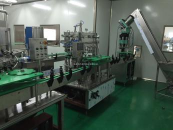 BBR鸡尾酒灌装生产线(分体式)