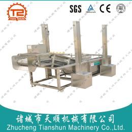 TSXQ-50SUS304不锈钢猫爪菜自动过滤清洗机
