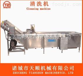 TSXQ-30草藥玉竹清洗機