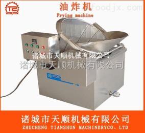 TSBD-10猪头、猪蹄卤煮褪毛半自动卤煮机