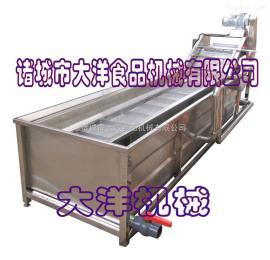 蔬菜清洗消毒机|果蔬清洗设备|网带式清洗机