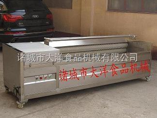 MQT-1200不锈钢红薯清洗机,鲜枣清洗机