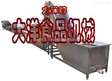 DY型薯片生產線 全自動薯條流水線 薯片加工線
