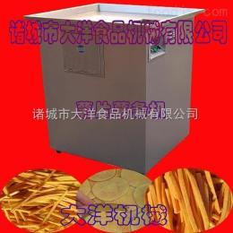 QS600B小型土豆切丝机,全不锈钢萝卜切丝机,自动切丝机