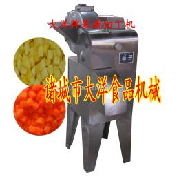 QD切丁设备 红薯切丁设备 果蔬切丁机