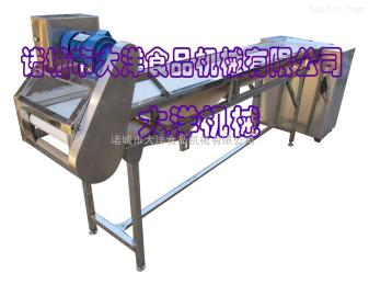 全自動魷魚切絲機|連續式魷魚切條機