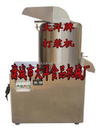 蔬菜切泥机|果蔬打浆机