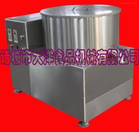 TS-500技术先进的自动化脱水机,小型 馅甩水设备
