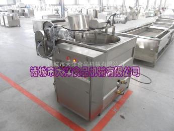 自动清渣型油水分离油炸机|连续式油炸锅