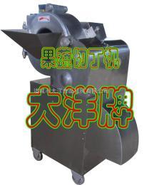 QD胡萝卜切丁机,专业生姜切丁机