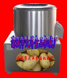 TP加工猕猴桃的设备/小型圆桶脱皮机
