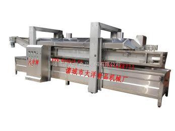 WYZ油炸機械,高品質全自動油炸流水線