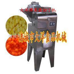 QD高品质果蔬切丁机,自动红薯切丁机