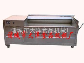 YQT热销鲜鱼除鳞机、全自动刮鱼鳞机、淡水鱼脱鳞机