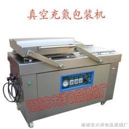 DZ-400-4s思念湯圓包裝機|方便面包裝機|可比克包裝機-操作步驟
