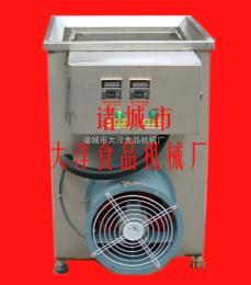 DYZ/MYZ休闲食品油炸设备|手动出料油炸锅