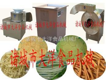 QS土豆切丝机(多图实拍)zui低出厂价-小型切土豆条机