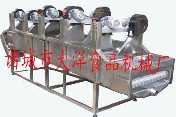 FG冷却线价格|高产量蔬菜冷却线-小食品加工设备