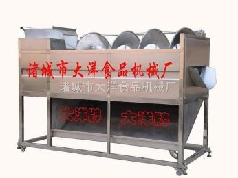 TP/MQT山芋脱皮机- 品质-小型土豆脱皮机—潍坊大洋食品机械厂
