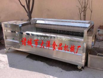 MQT各种蔬菜清洗机、水果清洗机、洗姜机