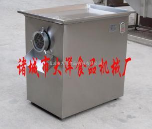 夹肉设备 专业自动绞肉机 -大洋机械