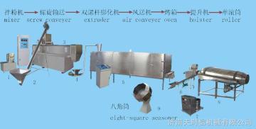观赏鱼饲料生产设备