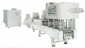 CFDS小型果冻全自动灌装封口机