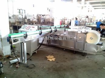 CHXP对夹式洗瓶机(洗瓶灌装生产线)