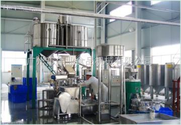 即食干河粉生產線洗米系統