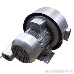 RBRB型双段式高压鼓风机技术参数