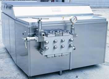GHH系列大型卧式高压均质机